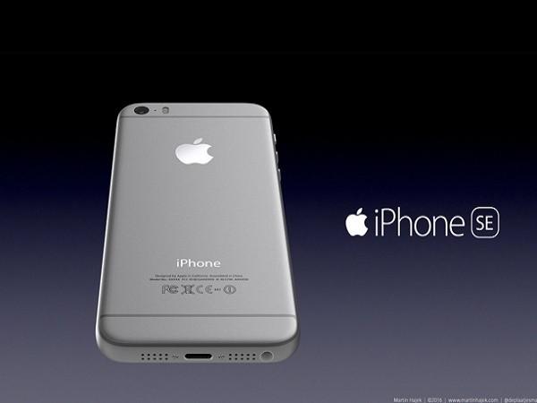 Ý tưởng đẹp về sản phẩm của Apple tương lai: iPhone SE, iPhone 7 và iPhone Pro ảnh 2