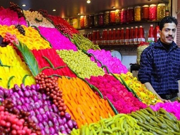 """Syria """"thế chỗ"""" Thỗ Nhĩ Kỳ cung cấp nông sản cho Nga ảnh 1"""