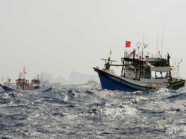 Tàu cá Đài Loan (Ảnh minh họa)