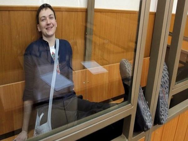 Thái độ thách thức của Savchenko trong suốt phiên tòa