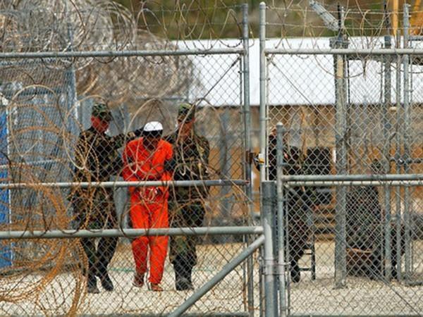 Căn cứ Guantanamo tại Cuba được Mỹ sử dụng làm nơi giam giữ các nghi phạm khủng bố