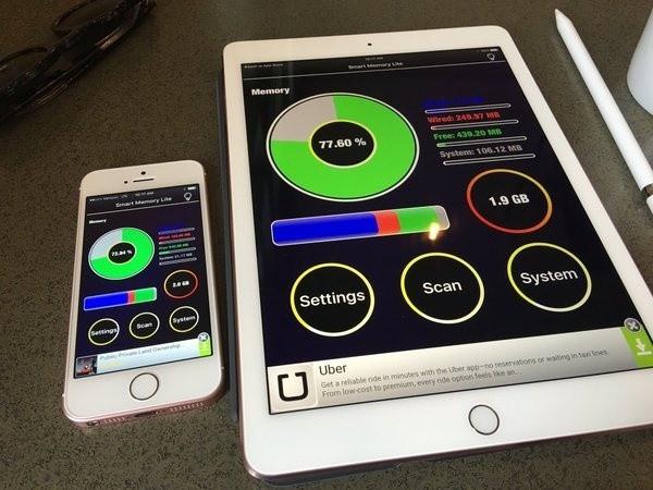 Song hành cùng iPhone SE, iPad Pro 9,7 inch cũng trang bị RAM 2 GB ảnh 3