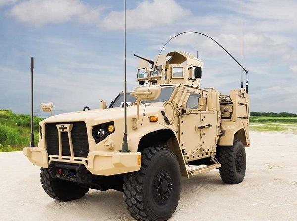 Xe bọc thép chiến thuật hạng nhẹ JLTV của Mỹ