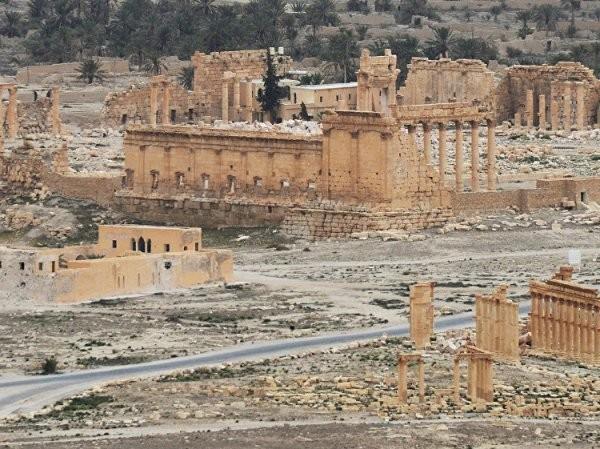 Giai đoạn cuối cùng của các hoạt động giải phóng Palmyra bắt đầu vào ngày 24-3.