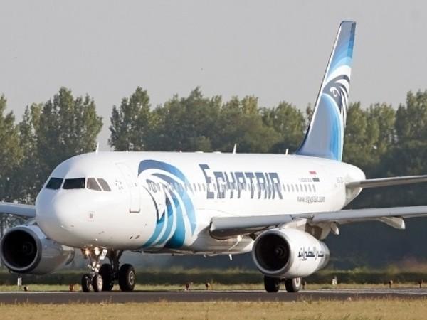 Một máy bay cuả Egypt Air