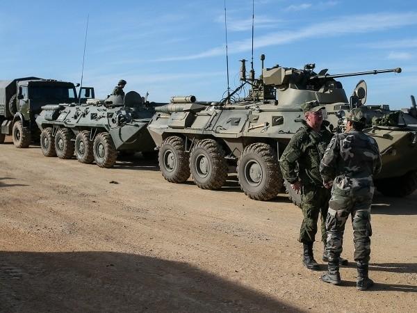 Nga, Syria thỏa thuận sơ bộ về các hợp đồng hợp tác kỹ thuật quân sự mới ảnh 1