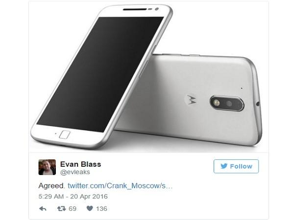 Rò rỉ hình ảnh Moto G4 Plus trước ngày ra mắt ảnh 2