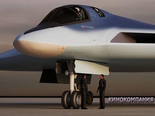 """Hình ảnh oanh tạc cơ chiến lược tương lai """"làm nóng"""" mạng xã hội Nga ảnh 4"""