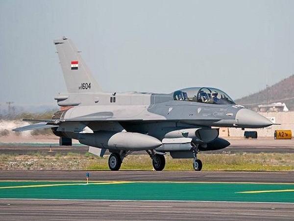Iraq: Chiến đấu cơ F-16 tiêu diệt 13 lãnh đạo IS ảnh 1