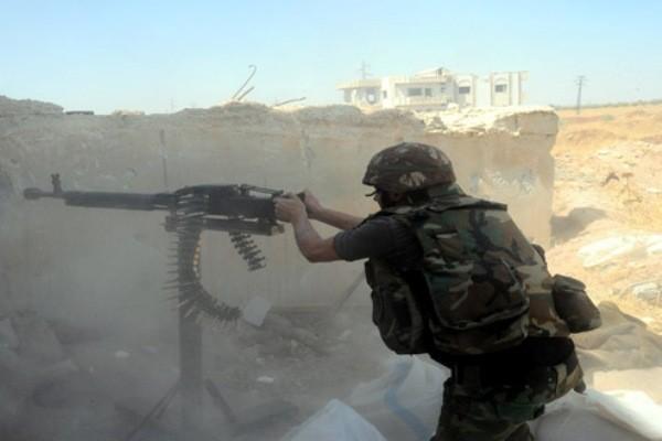 Quân đội Syria tiếp tục đánh bại IS, Al-Nusra ở khắp các tỉnh thành trong nước ảnh 2