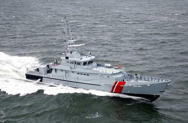 Tàu tuần tra Metal Shark Mỹ sẽ bán cho cảnh sát biển Việt Nam