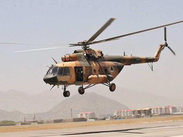 Máy bay trực thăng Mi-17 do Nga chế tạo