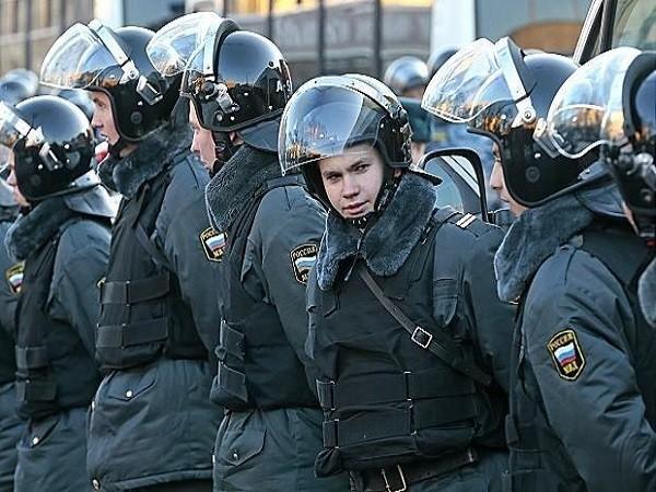 Lực lượng an ninh Nga