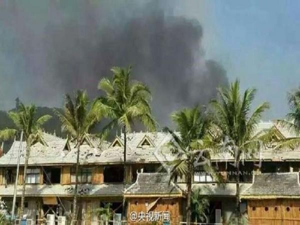 Myanmar xảy ra một vụ nổ kinh hoàng rung chấn tận Trung Quốc ảnh 6