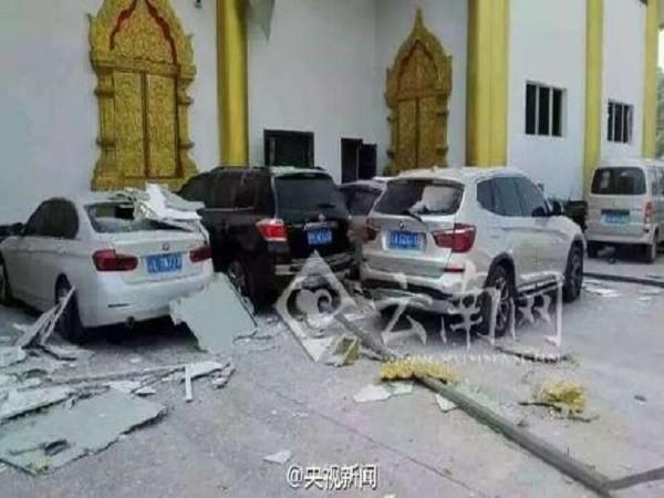 Myanmar xảy ra một vụ nổ kinh hoàng rung chấn tận Trung Quốc ảnh 2