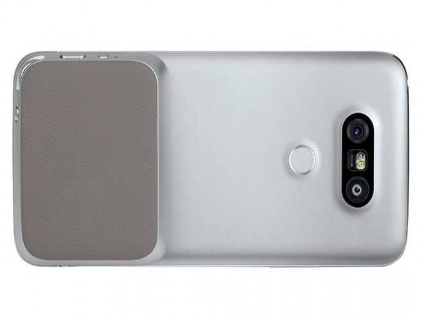 Siêu phẩm LG G5 cho phép đặt hàng từ 21/5 tại Ấn Độ