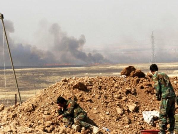 140 khủng bố IS bị tiêu diệt, 9 ngôi làng được giải phóng gần Mosul