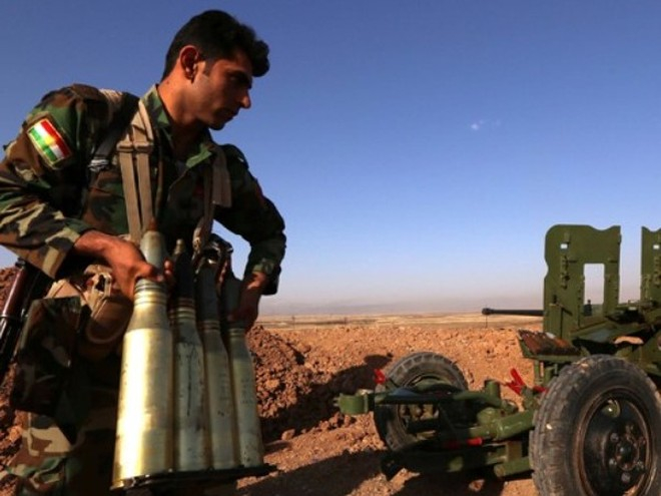 Tay súng Peshmerga