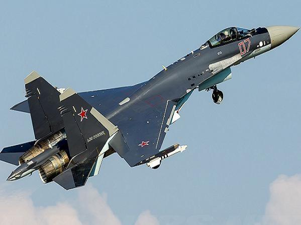 Máy bay chiến đấu đa năng Su-35 đáng nhận được nhiều sự quan tâm