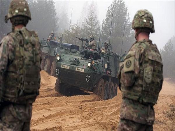 NATO bắt đầu cuộc tập trận quân sự mới ở vùng Baltic ảnh 1