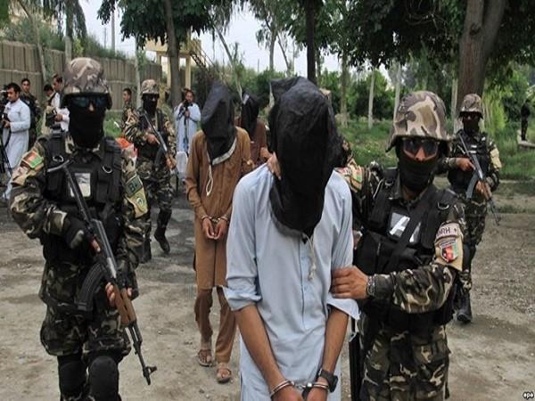 Cảnh sát quốc gia Afghanistan bắt giữ 4 đối tượng tình nghi là thành viên tổ chức Taliban