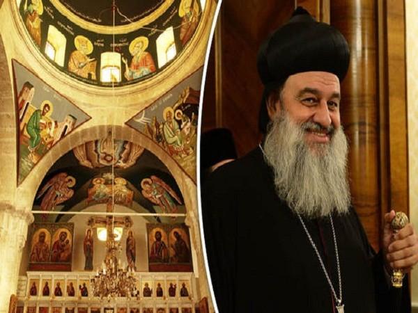 Người đứng đầu nhà thờ Thượng Phụ Ignatius Aphrem II không bị thương.