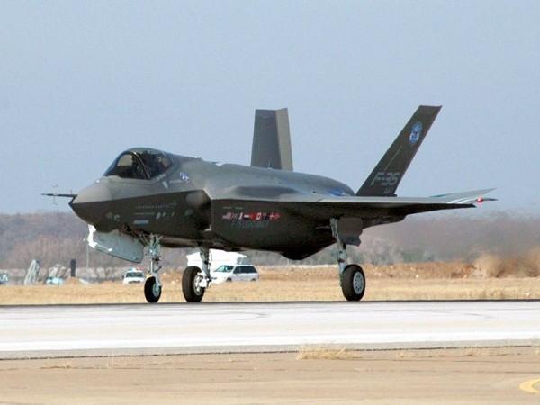 Máy bay chiến đấu F-35 do Mỹ phát triển