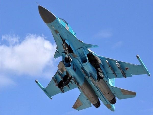 Chiến đấu cơ của Không quân Nga tham chiến ở Syria