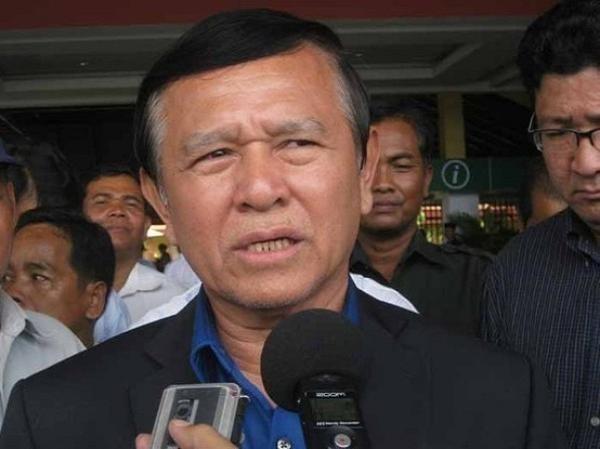 Ông Kem Sokha