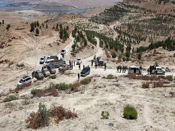 Lực lượng chống khủng bố đang làm chủ thế trận ở Manbij, Syria ảnh 1