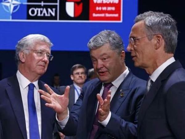 Các nhà lãnh đạo EU ủng hộ quyết định triển khai quân của NATO ảnh 1
