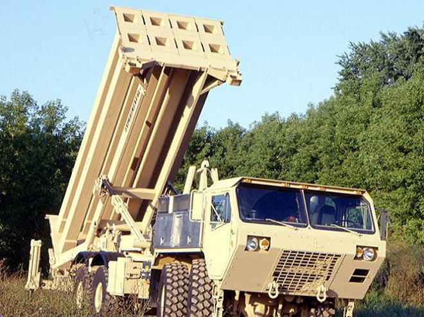 Hệ thống phòng thủ tầm cao giai đoạn cuối THAAD của Mỹ