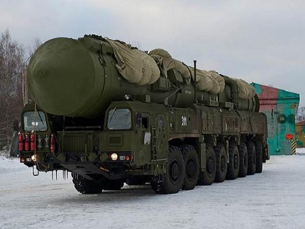 Tên lửa đạn đạo liên lục địa RS-24 Yars của Nga
