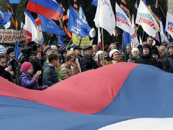 Ukraine nổi giận với tuyên bố sáp nhập Crimea vào khu vực miền nam của Nga ảnh 1