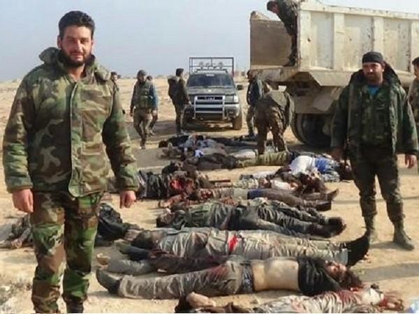 13 chỉ huy nguy hiểm của IS bị tiêu diệt ở biên giới Iraq-Syria ảnh 1
