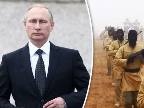 IS tung video rợn người đe dọa sát hại Tổng thống Nga Putin ảnh 1