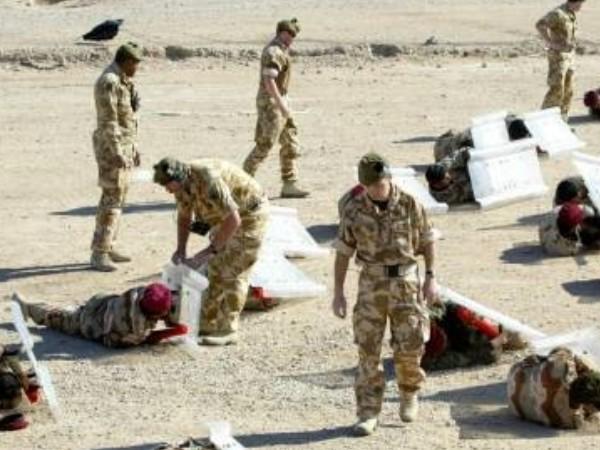 """Anh đào tạo và trang bị vũ khí cho phiến quân """"ôn hòa"""" Syria ảnh 1"""