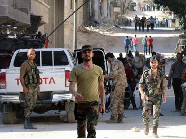 Quân đội Syria tiếp tục đạt được những bước tiến mới ở Aleppo ảnh 1