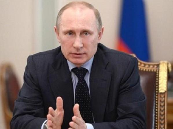 """Ông Putin: Đã là khủng bố không thể phân chia thành """"tốt"""" và """"xấu"""" ảnh 1"""