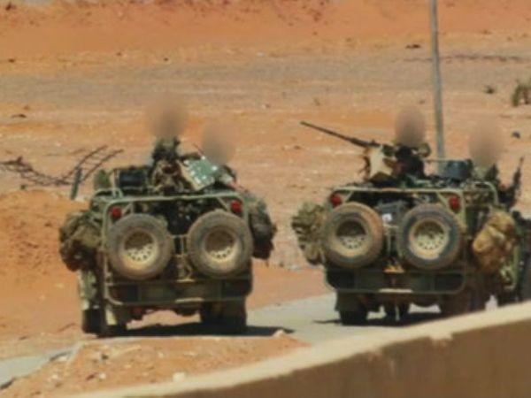 Lực lượng đặc nhiệm tinh nhuệ Anh xuất hiện trên mặt trận Syria ảnh 2