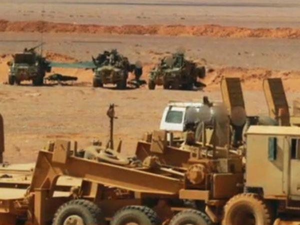 Lực lượng đặc nhiệm tinh nhuệ Anh xuất hiện trên mặt trận Syria ảnh 3