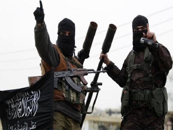 Các tay súng khủng bố tại Syria (Ảnh minh họa)
