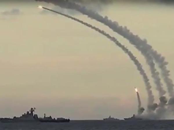 Nga tập trận chống khủng bố ở Địa Trung Hải ảnh 1