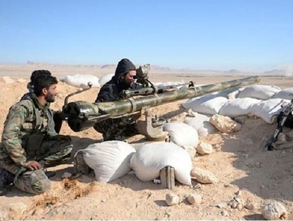 Đụng độ dữ dội giữa quân đội Syria và phiến binh Fath Al-Sham ở Aleppo ảnh 1