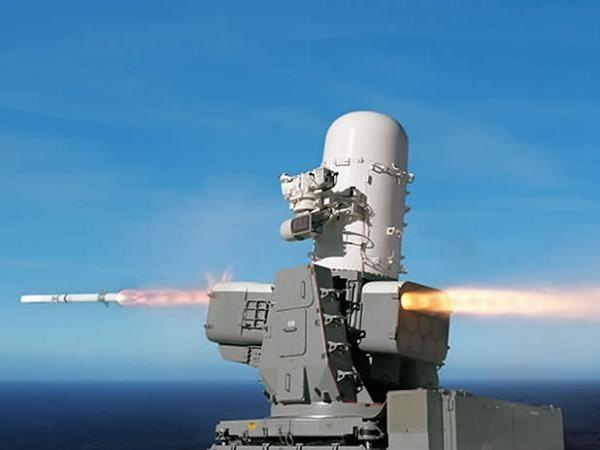 Hệ thống phòng thủ tầm gần SeaRAM của hải quân Mỹ