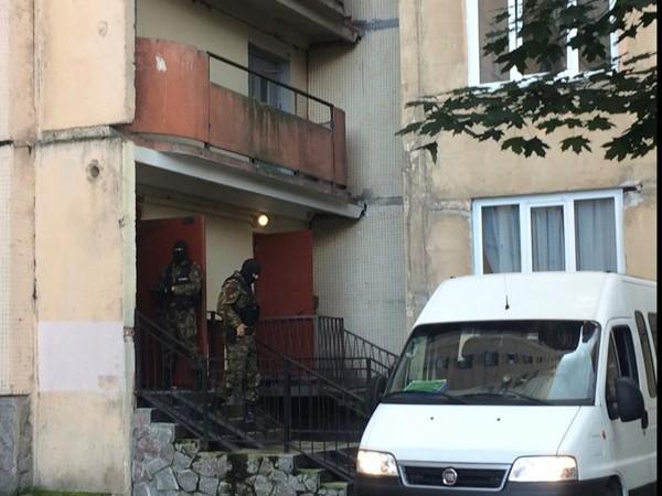 Đặc nhiệm Nga vừa tiêu diệt 4 nghi can khủng bố ở St. Petersburg ảnh 1