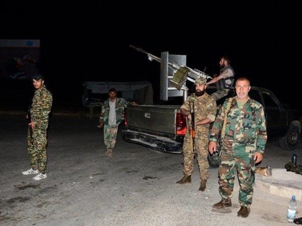 Syria tăng cường lực lượng mới quyết diệt sạch khủng bố ở mặt trận Aleppo ảnh 1