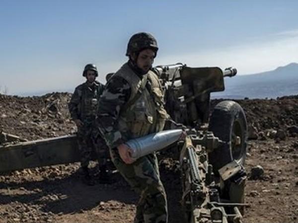 Quân đội Syria phát động các cuộc tấn công mới diệt IS ở Damascus ảnh 1