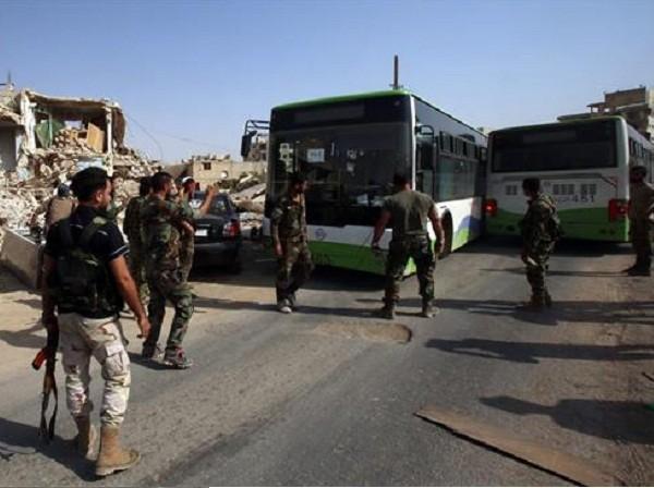 Quân đội Syria kiểm soát hoàn toàn Darayya ảnh 2