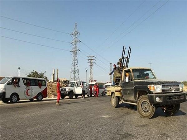Quân đội Syria kiểm soát hoàn toàn Darayya ảnh 1